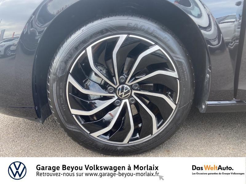 Volkswagen Golf 2.0 TDI SCR 115ch Life 1st Noir occasion à Morlaix - photo n°13