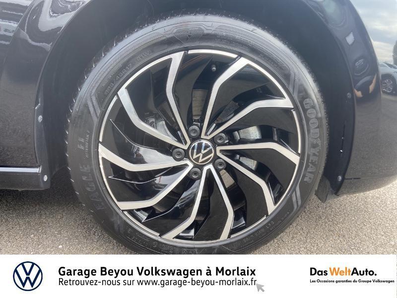 Volkswagen Golf 2.0 TDI SCR 115ch Life 1st Noir occasion à Morlaix - photo n°16