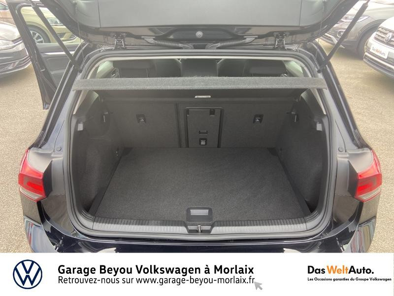 Volkswagen Golf 2.0 TDI SCR 115ch Life 1st Noir occasion à Morlaix - photo n°12