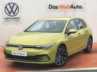Volkswagen Golf 2.0 TDI SCR 150ch Life 1st DSG7 Jaune à LESCAR 64