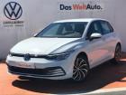 Volkswagen Golf 2.0 TDI SCR 150ch Life 1st DSG7 Blanc à LESCAR 64