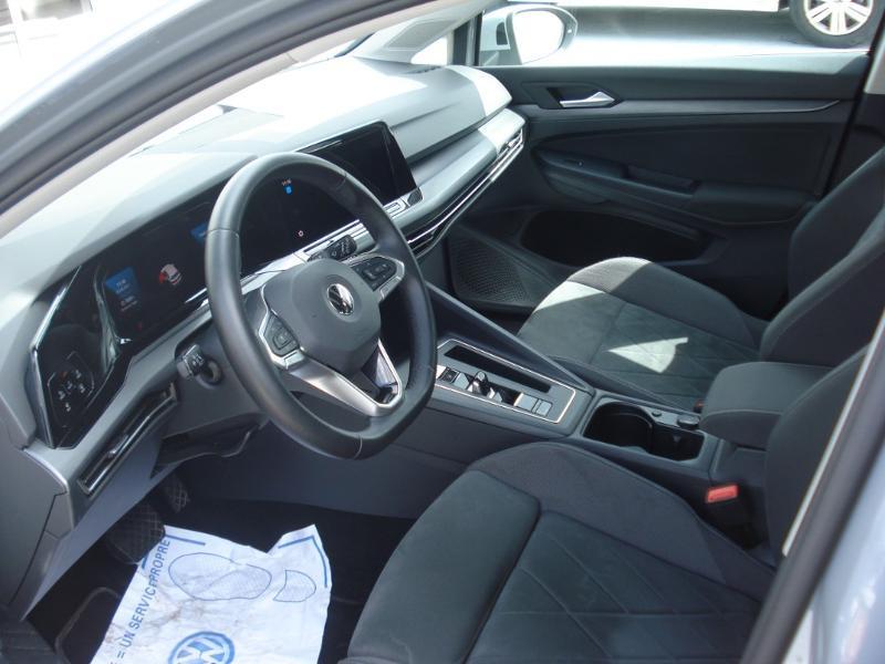 Volkswagen Golf 2.0 TDI SCR 150ch Style 1st DSG7 Gris occasion à Aurillac - photo n°16