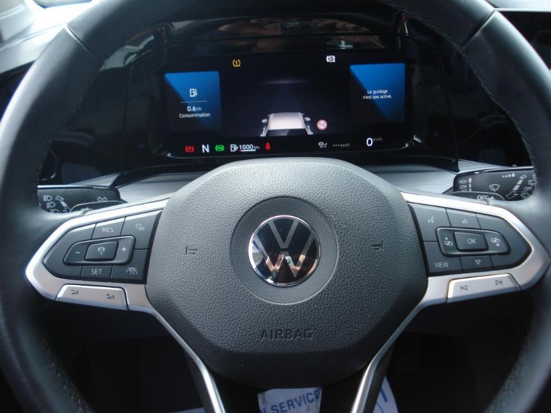 Volkswagen Golf 2.0 TDI SCR 150ch Style 1st DSG7 Gris occasion à Aurillac - photo n°14