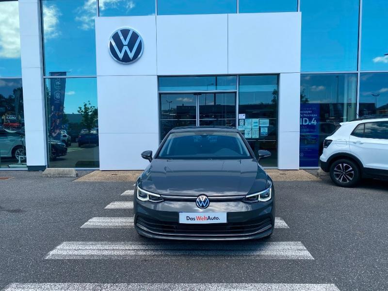 Volkswagen Golf 2.0 TDI SCR 150ch Style 1st DSG7 Gris occasion à Onet-le-Château