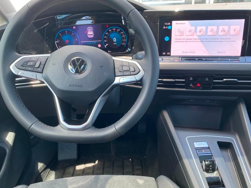 Volkswagen Golf 2.0 TDI SCR 150ch Style 1st DSG7 Gris occasion à Onet-le-Château - photo n°13