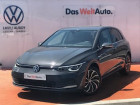 Volkswagen Golf 2.0 TDI SCR 150ch Style 1st DSG7 Gris à LESCAR 64