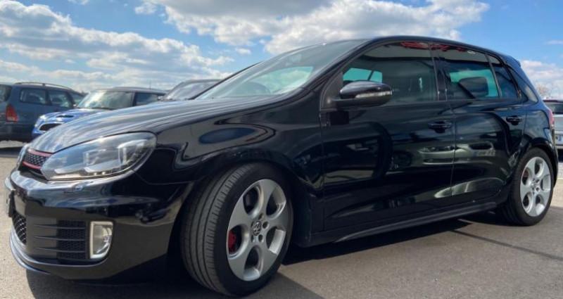 Volkswagen Golf 2.0 TSI 210 GTI Noir occasion à Bouxières Sous Froidmond - photo n°2