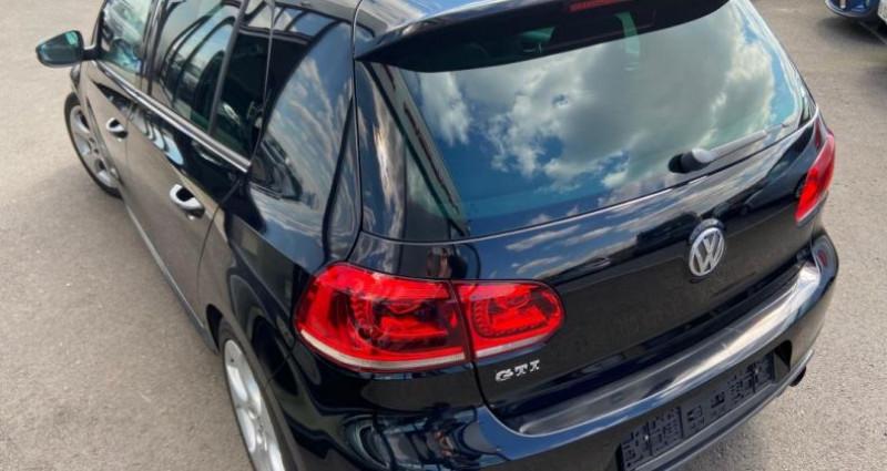 Volkswagen Golf 2.0 TSI 210 GTI Noir occasion à Bouxières Sous Froidmond - photo n°7