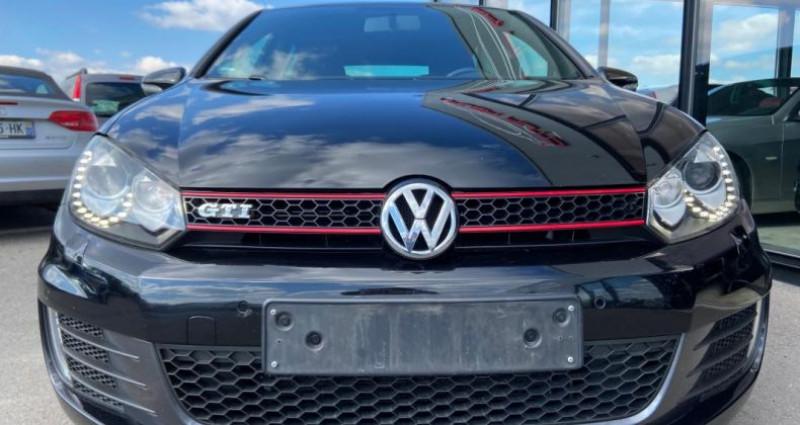 Volkswagen Golf 2.0 TSI 210 GTI Noir occasion à Bouxières Sous Froidmond - photo n°5