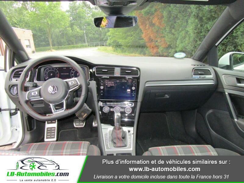 Volkswagen Golf 2.0 TSI 230 BlueMotion Technology DSG6 / GTI Performance Blanc occasion à Beaupuy - photo n°2
