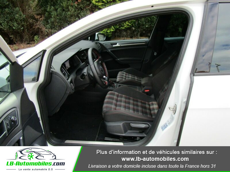 Volkswagen Golf 2.0 TSI 230 BlueMotion Technology DSG6 / GTI Performance Blanc occasion à Beaupuy - photo n°16