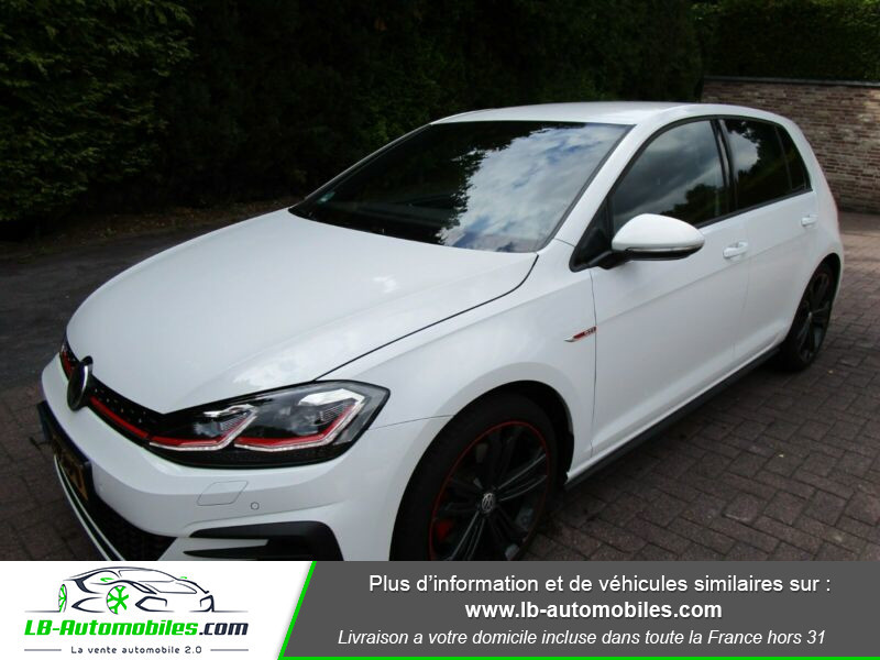 Volkswagen Golf 2.0 TSI 230 BlueMotion Technology DSG6 / GTI Performance Blanc occasion à Beaupuy