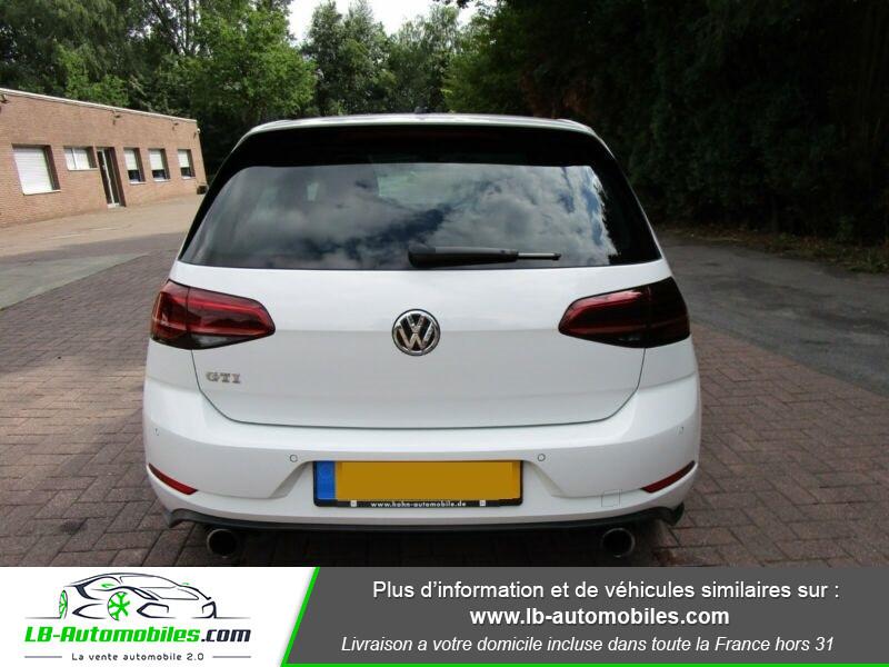 Volkswagen Golf 2.0 TSI 230 BlueMotion Technology DSG6 / GTI Performance Blanc occasion à Beaupuy - photo n°9