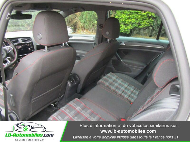 Volkswagen Golf 2.0 TSI 230 BlueMotion Technology DSG6 / GTI Performance Blanc occasion à Beaupuy - photo n°15