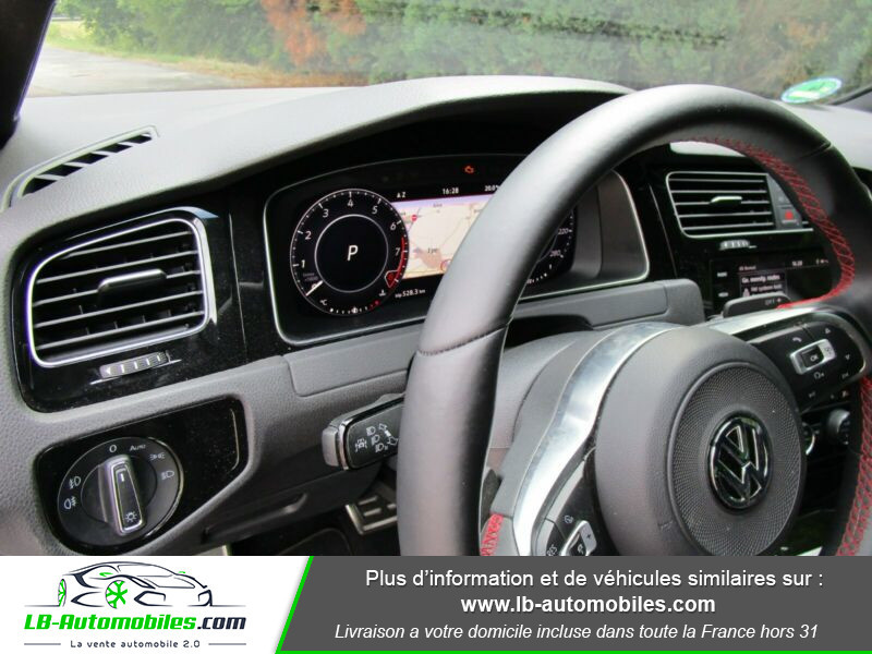 Volkswagen Golf 2.0 TSI 230 BlueMotion Technology DSG6 / GTI Performance Blanc occasion à Beaupuy - photo n°17