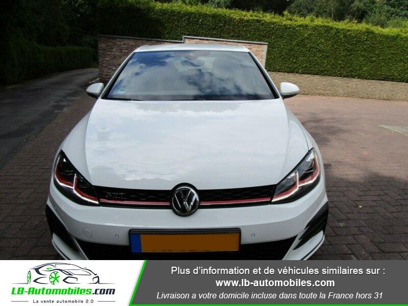 Volkswagen Golf 2.0 TSI 230 BlueMotion Technology DSG6 / GTI Performance Blanc occasion à Beaupuy - photo n°7