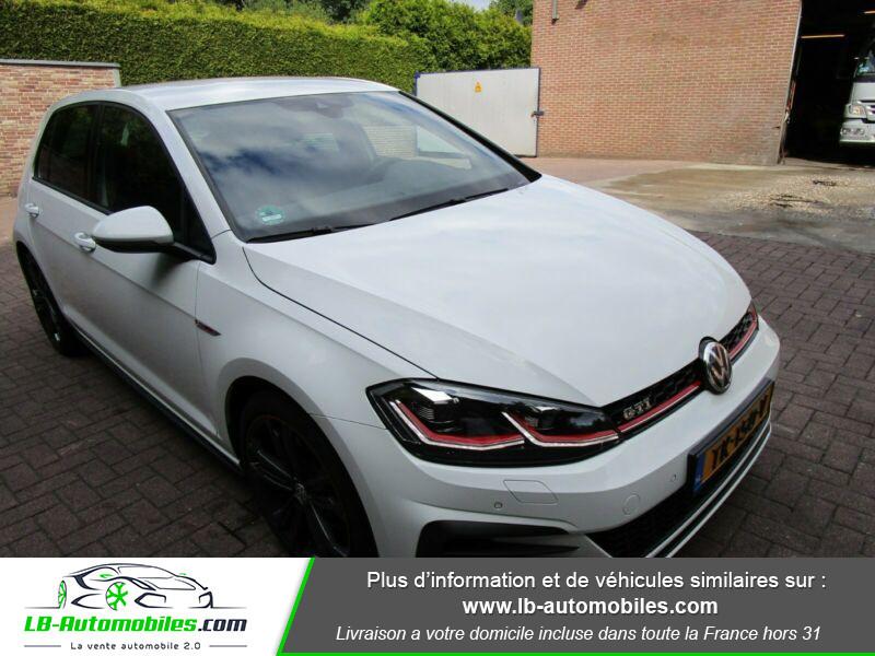 Volkswagen Golf 2.0 TSI 230 BlueMotion Technology DSG6 / GTI Performance Blanc occasion à Beaupuy - photo n°12