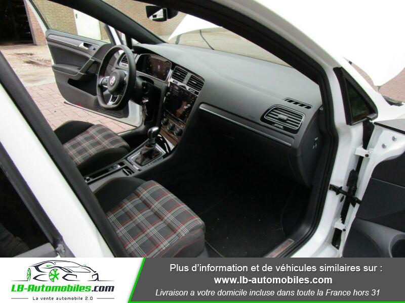 Volkswagen Golf 2.0 TSI 230 BlueMotion Technology DSG6 / GTI Performance Blanc occasion à Beaupuy - photo n°14