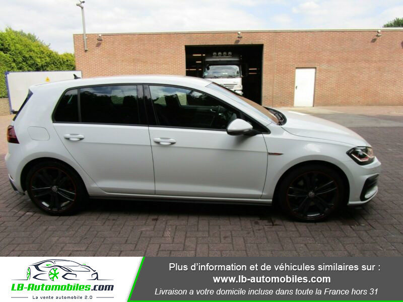 Volkswagen Golf 2.0 TSI 230 BlueMotion Technology DSG6 / GTI Performance Blanc occasion à Beaupuy - photo n°8