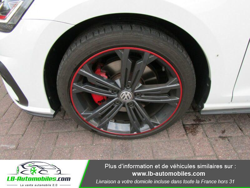 Volkswagen Golf 2.0 TSI 230 BlueMotion Technology DSG6 / GTI Performance Blanc occasion à Beaupuy - photo n°5