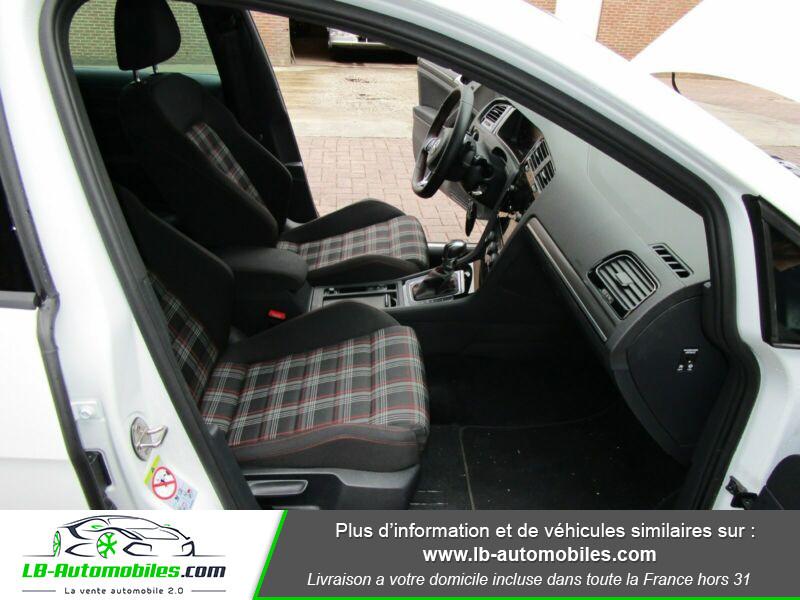 Volkswagen Golf 2.0 TSI 230 BlueMotion Technology DSG6 / GTI Performance Blanc occasion à Beaupuy - photo n°13