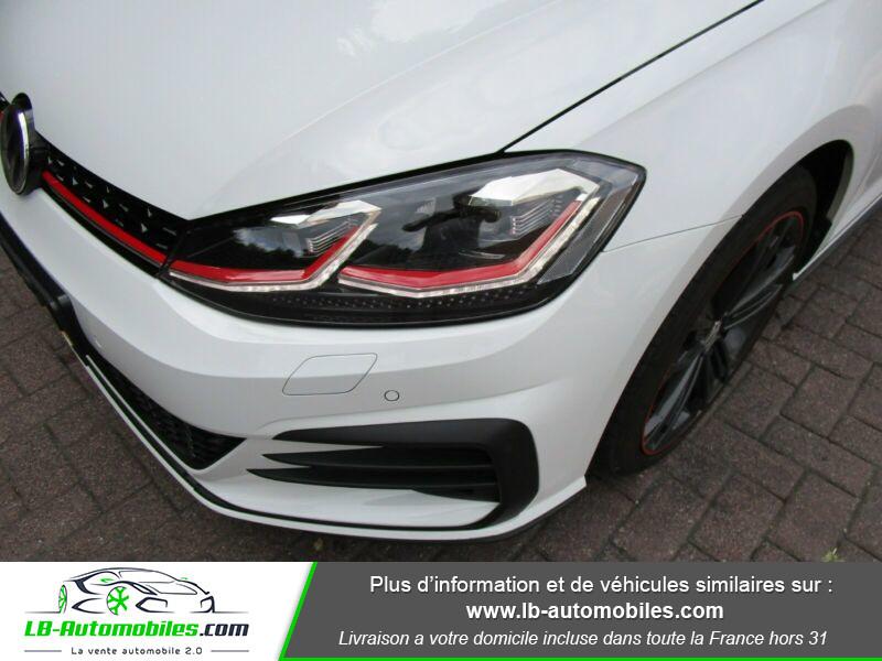 Volkswagen Golf 2.0 TSI 230 BlueMotion Technology DSG6 / GTI Performance Blanc occasion à Beaupuy - photo n°6