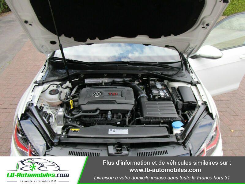 Volkswagen Golf 2.0 TSI 230 BlueMotion Technology DSG6 / GTI Performance Blanc occasion à Beaupuy - photo n°4