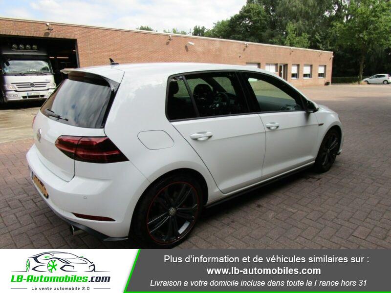 Volkswagen Golf 2.0 TSI 230 BlueMotion Technology DSG6 / GTI Performance Blanc occasion à Beaupuy - photo n°3