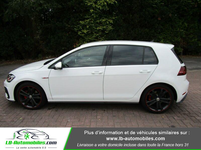 Volkswagen Golf 2.0 TSI 230 BlueMotion Technology DSG6 / GTI Performance Blanc occasion à Beaupuy - photo n°11