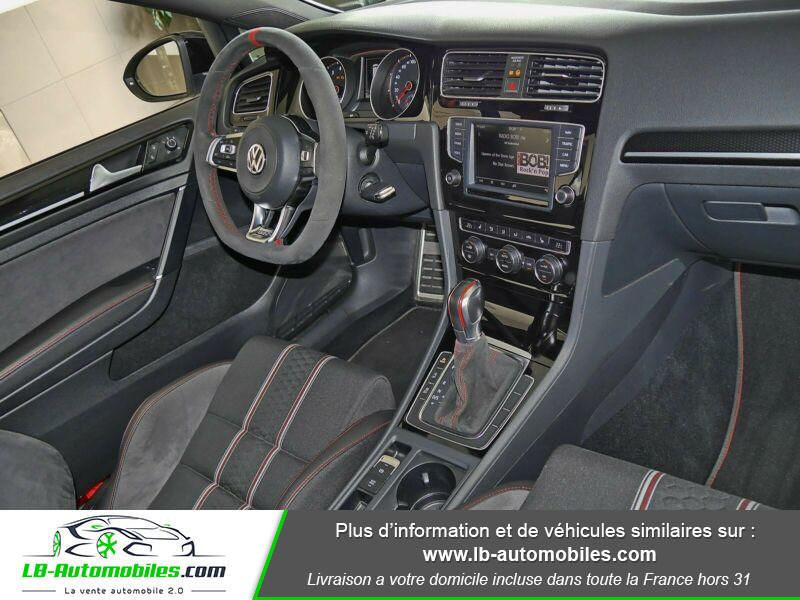 Volkswagen Golf 2.0 TSI 265 DSG / GTI Clubsport Blanc occasion à Beaupuy - photo n°2