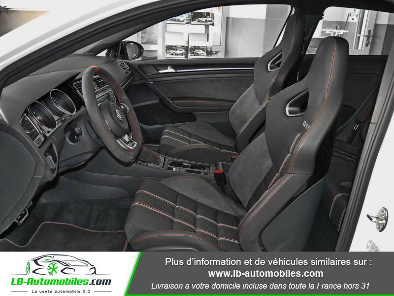 Volkswagen Golf 2.0 TSI 265 DSG / GTI Clubsport Blanc occasion à Beaupuy - photo n°4