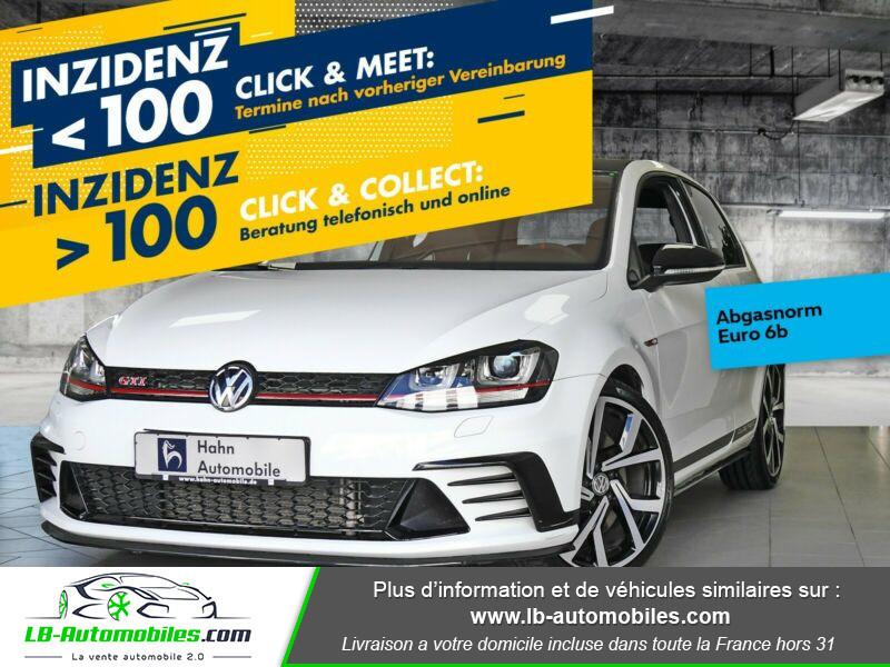 Volkswagen Golf 2.0 TSI 265 DSG / GTI Clubsport Blanc occasion à Beaupuy - photo n°14