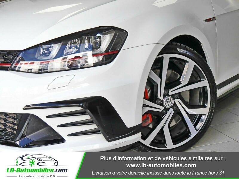 Volkswagen Golf 2.0 TSI 265 DSG / GTI Clubsport Blanc occasion à Beaupuy - photo n°13