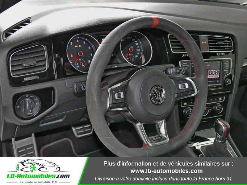 Volkswagen Golf 2.0 TSI 265 DSG / GTI Clubsport Blanc occasion à Beaupuy - photo n°6