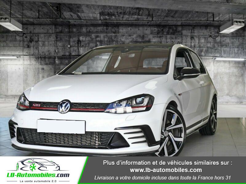 Volkswagen Golf 2.0 TSI 265 DSG / GTI Clubsport Blanc occasion à Beaupuy