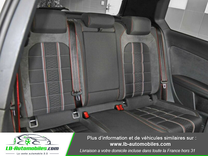 Volkswagen Golf 2.0 TSI 265 DSG / GTI Clubsport Blanc occasion à Beaupuy - photo n°5