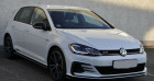 Volkswagen Golf 2.0 TSI 290ch GTI TCR DSG7 5p Blanc à Boulogne-Billancourt 92