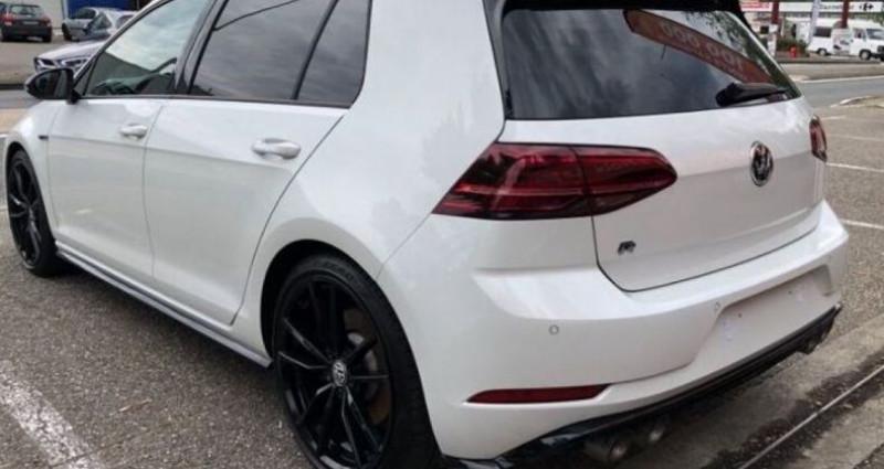 Volkswagen Golf 2.0 TSI 300 DSG7 4Motion R Blanc occasion à GASSIN - photo n°7