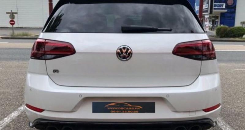 Volkswagen Golf 2.0 TSI 300 DSG7 4Motion R Blanc occasion à GASSIN - photo n°6