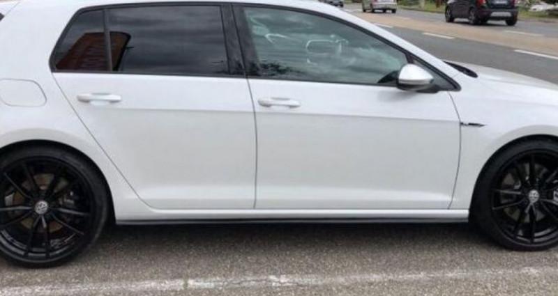 Volkswagen Golf 2.0 TSI 300 DSG7 4Motion R Blanc occasion à GASSIN - photo n°4