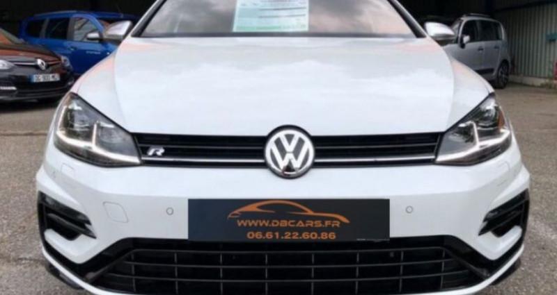 Volkswagen Golf 2.0 TSI 300 DSG7 4Motion R Blanc occasion à GASSIN - photo n°2