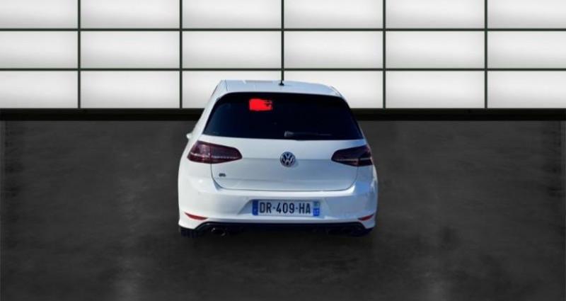 Volkswagen Golf 2.0 TSI 300ch BlueMotion Technology R 4Motion DSG6 5p Blanc occasion à La Rochelle - photo n°4