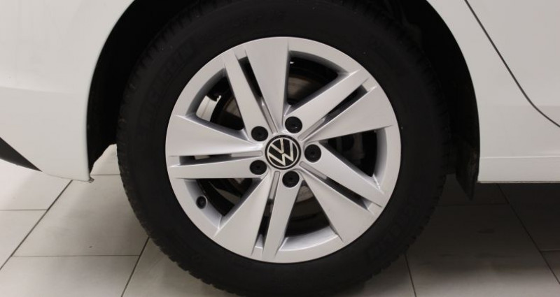 Volkswagen Golf 7 2.0 TDI 150 DSG7 LIFE Blanc occasion à MARSEILLE - photo n°3