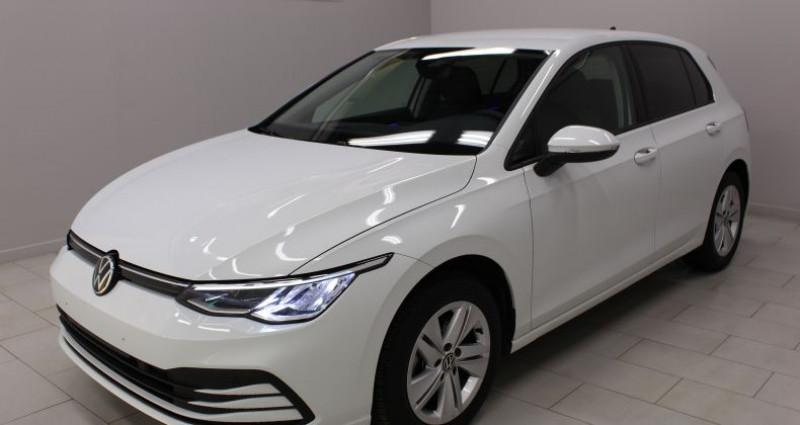 Volkswagen Golf 7 2.0 TDI 150 DSG7 LIFE Blanc occasion à MARSEILLE