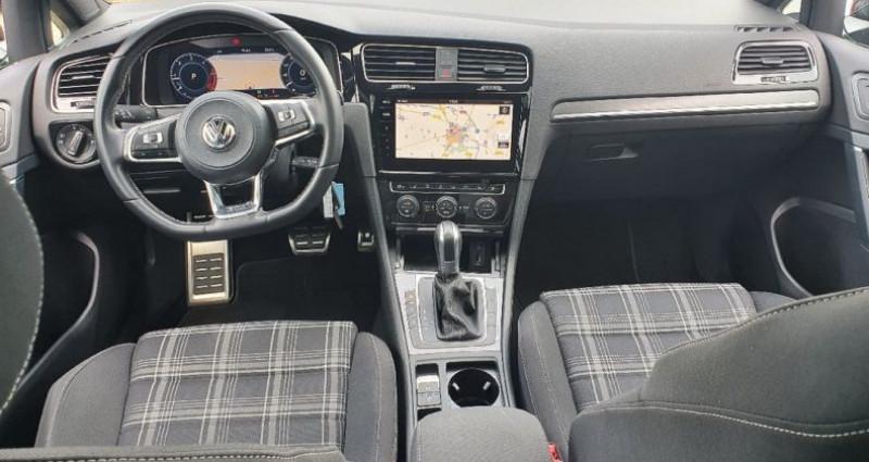 Volkswagen Golf 7 gtd facelift dsg 184 cv  occasion à Viriat - photo n°4