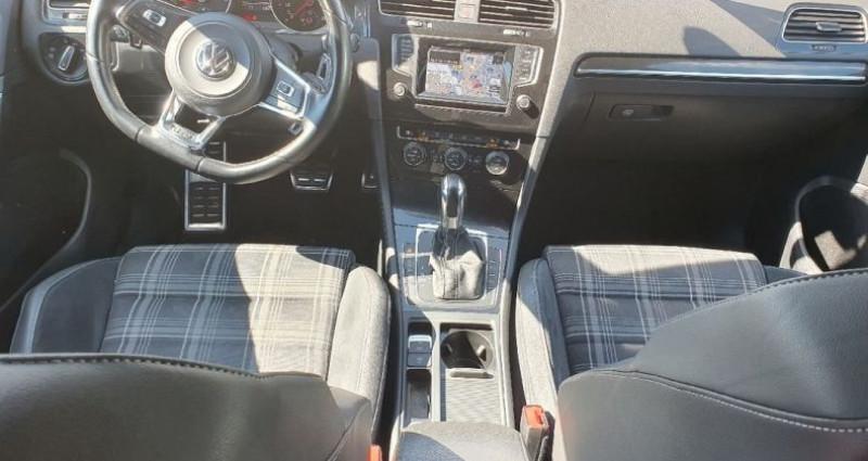 Volkswagen Golf 7 gtd sport and sound dsg Gris occasion à Viriat - photo n°4
