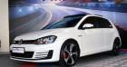 Volkswagen Golf 7 GTI 2.0 TSI 220 DSG GPS TO Alarme Bluetooth R?gulateur JA  Blanc à Sarraltroff 57