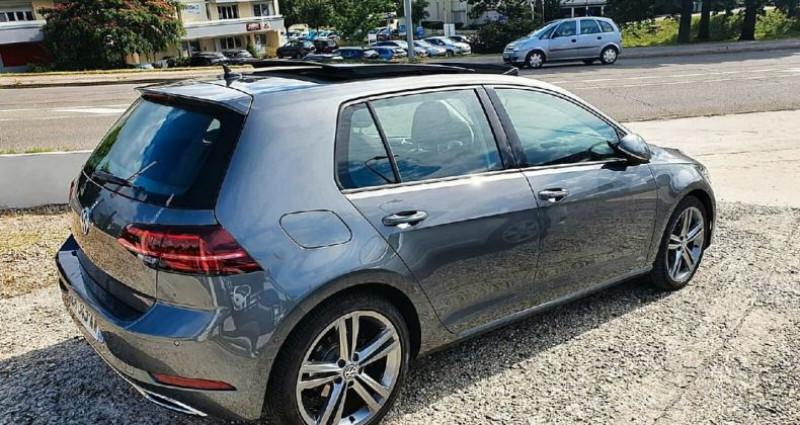 Volkswagen Golf 7 r- line exclusive tdi 150 cv facelift Gris occasion à Viriat - photo n°2