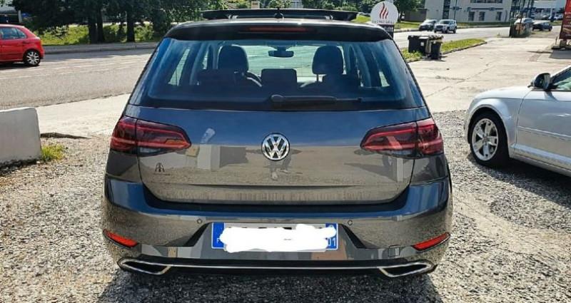 Volkswagen Golf 7 r- line exclusive tdi 150 cv facelift Gris occasion à Viriat - photo n°5