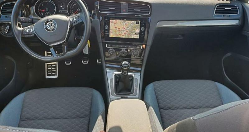 Volkswagen Golf 7 tdi 150 iq drive Gris occasion à Viriat - photo n°3